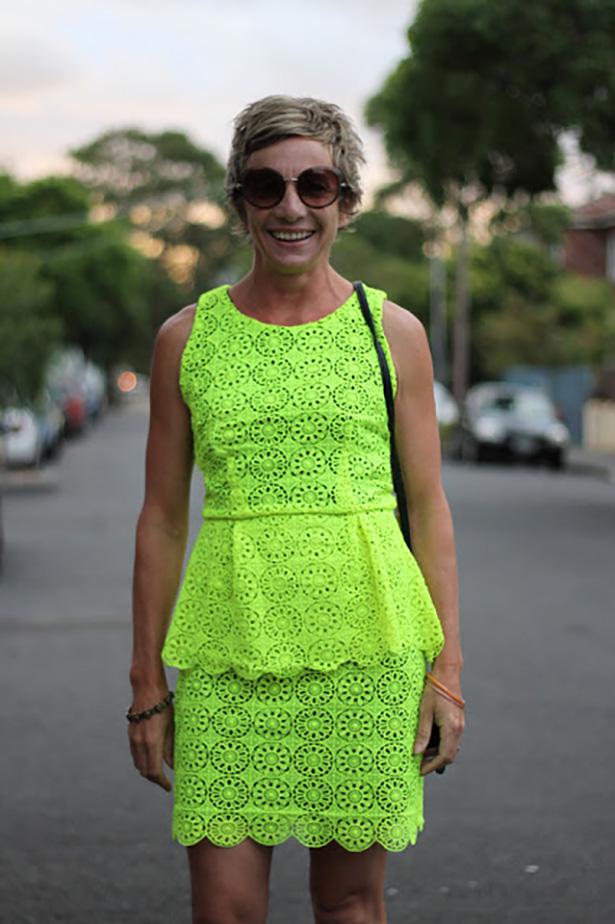 neon front