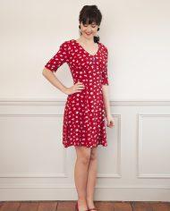 1940s Tea Dress 1