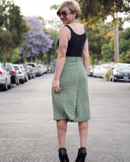 velo culottes sewing pattern