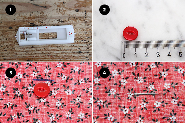 Wrap Blouse Sewing Pattern