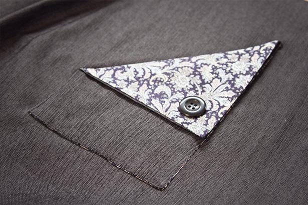 Adding pockets to the Annie Aline Skirt