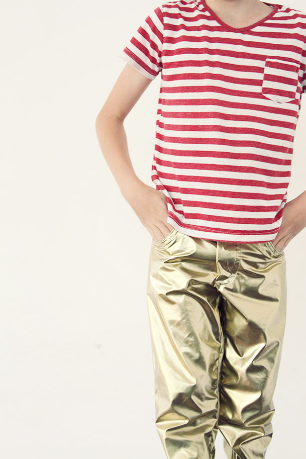 gold-party-pants