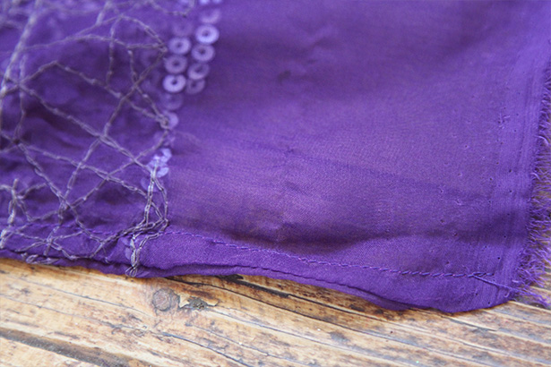 how to sew a bolero wrap