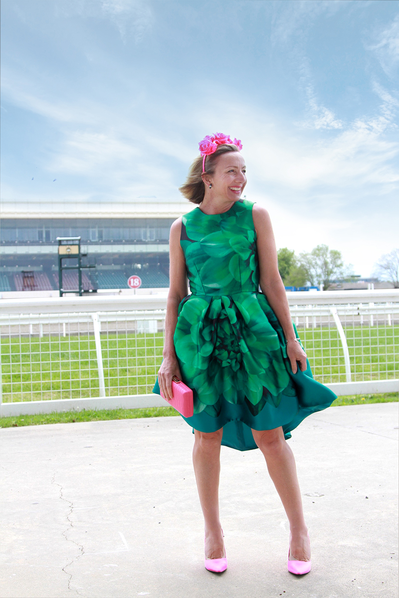 My spring racing dress for lincraft competition sewthispattern my spring racing dress for lincraft competition jeuxipadfo Gallery