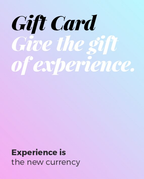 sewing lessons gift card